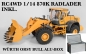 Preview: LAGER-RC4WD 1/14 Hydraulik Radlader 870K Neue Version 2017 inkl ORSY Bull Box (1Set)