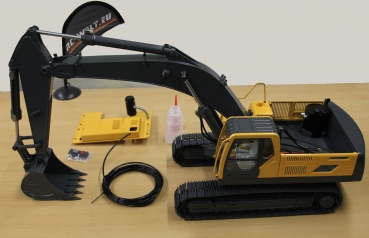 LAGER RC4WD 1/14 Scale Earth Digger 360L Hydraulik Bagger (KIT ohne Hydraulik)