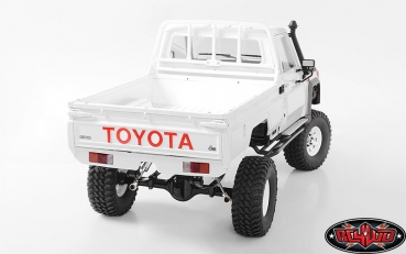 RC4WD TF2 LWB w/ Land Cruiser LC70 Body (1 Bundle Set)