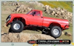 Trail Finder 2 RTR w/Mojave Body (1Set)
