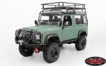 RC4WD Gelände II RTR D90 Truck Kit (Limited Edition) (1 Set)