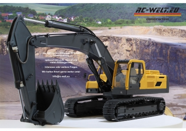 Konfigurator - RC4WD 1/14 Scale Earth Digger 360L HydrauliK Bagger RTR