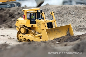 Lager RC4WD 1/14 Scale DXR2 Hydraulic Earth Dozer