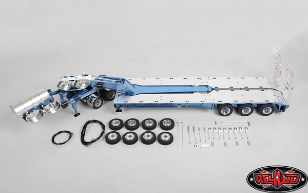 RC4WD Swingwing 3x8 Widening Equipment Semi Trailer und 2x8 Widening Dolly VV-JD00018